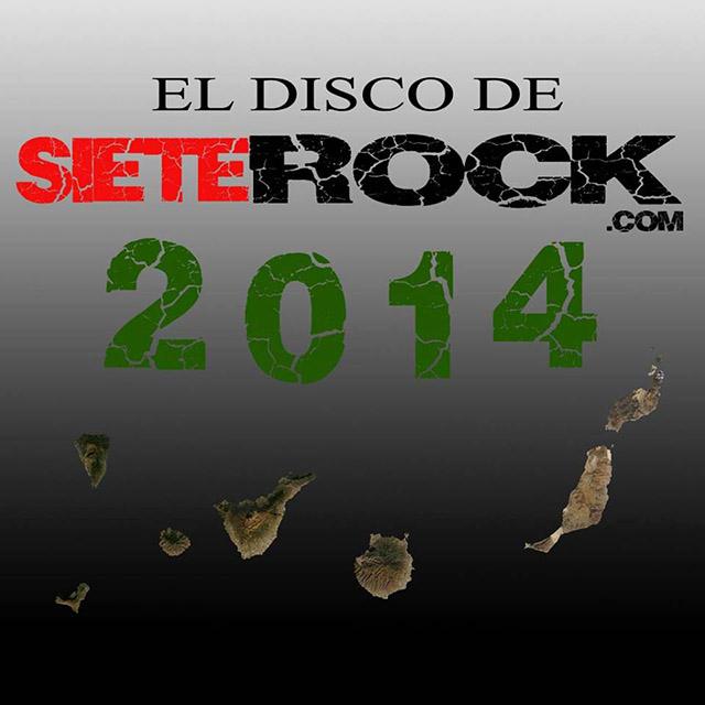 13 - 2015 - Recopilatorio SIETE ROCK Portada