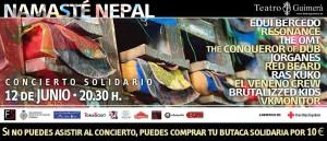 48 - 2015 - 12 Junio NAMASTÉ NEPAL . TEATRO GUIMERA