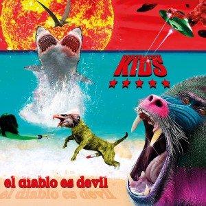 10 - 2014 - Tercer Album CD EL DIABLO ES DEVIL