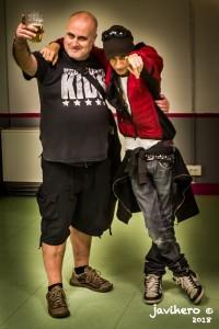 JaviHero & Fafe Kids Foto JaviHero ADIMUSIK / PORTUGALETE